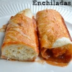 Creamy Chicken Enchiladas2