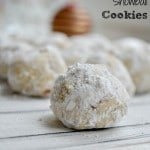 Thumbnail image for Old Fashioned Snowball Cookies
