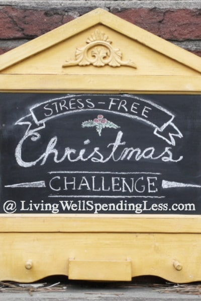 Stress Free Challenge Square