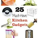 25 Must Have Kitchen Gadgets1