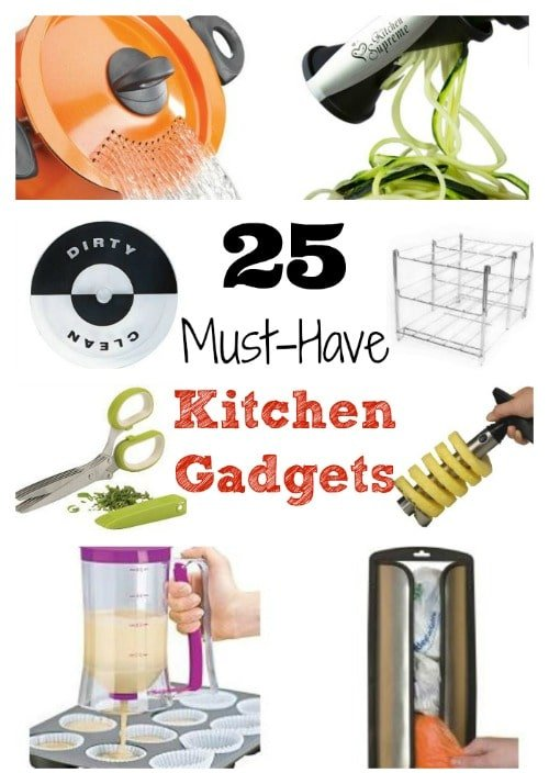 Must Have Kitchen Gadgets Mesmerizing 25 Musthave Kitchen Gadgets Inspiration Design