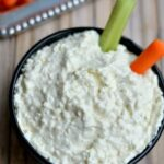 Ranch Cottage Cheese Dip