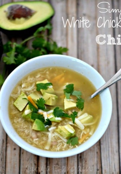 Simple White Chicken Chili Recipe3