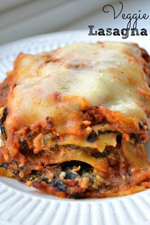 Veggie Lasagna2