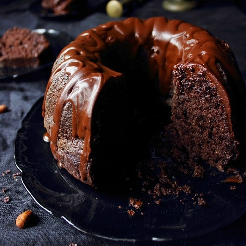chocolate mayo cake