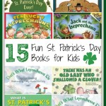 15 St. Patricks Day Books for Kids