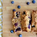 Blueberry Oatmeal Bread2