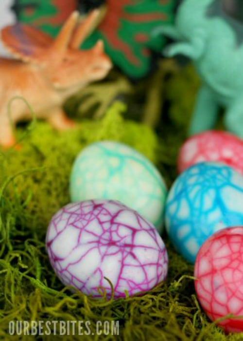 Purple-Dino-Egg