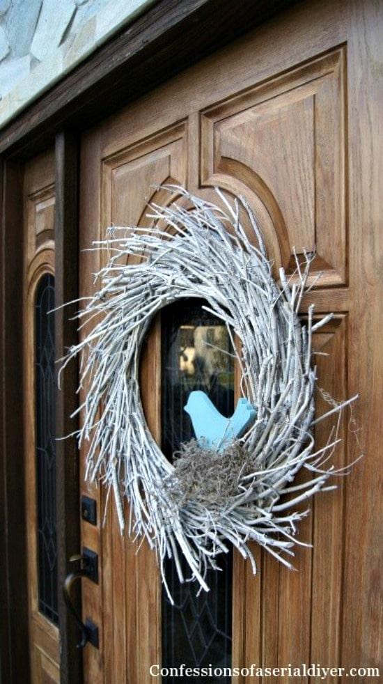 Twig-Wreath