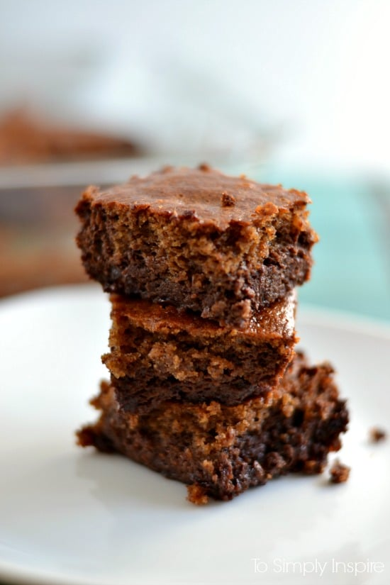 Almond Butter Brownie Bars2
