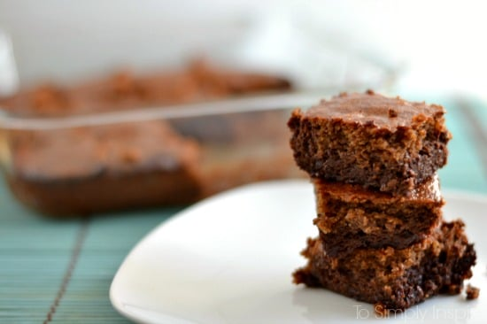Almond Butter Brownie Bars3