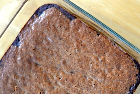 Almond Butter Brownie Bars6