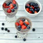 Berries and Cream Chia Pudding2