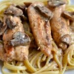 Chicken Lazone with Mushrooms1