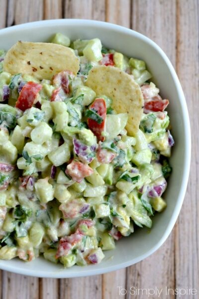 cucumber avocado salsa5