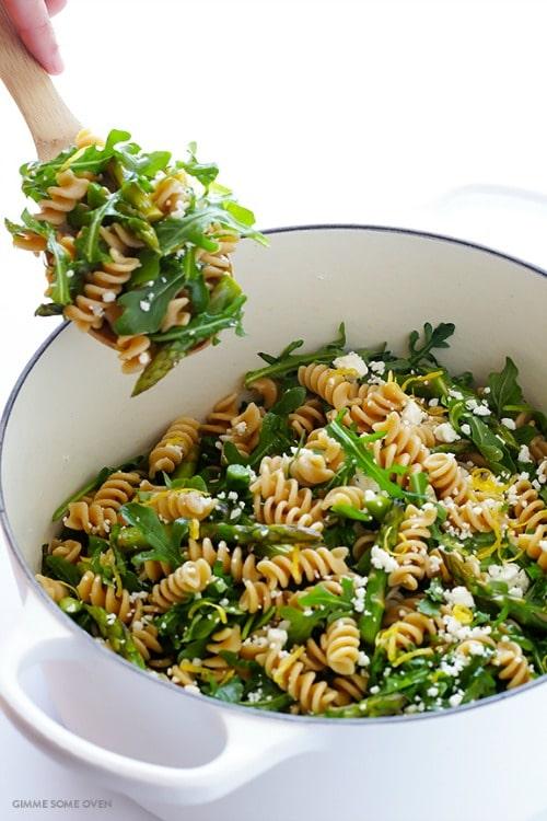 Asparagus-Pasta-Salad