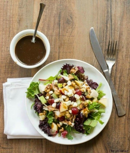 California Pizza Kitchen Chicken Chopped Salad Recipe