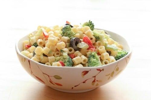 Cheddar S Scratch Kitchen Chicken Caesar Pasta Salad