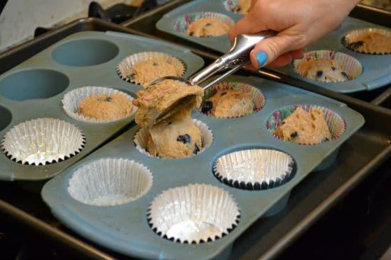 Blueberry Bran Muffins7