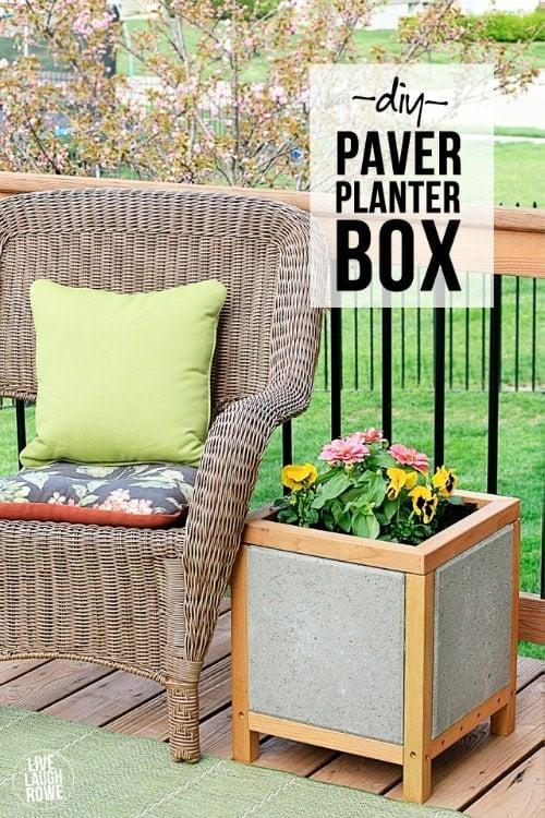 DIY-Paver-Planter