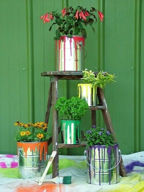 Original-Nancy-Ondra_unique-container-gardens-paint-cans