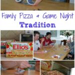 Our Family Pizza and Game Night Tradition