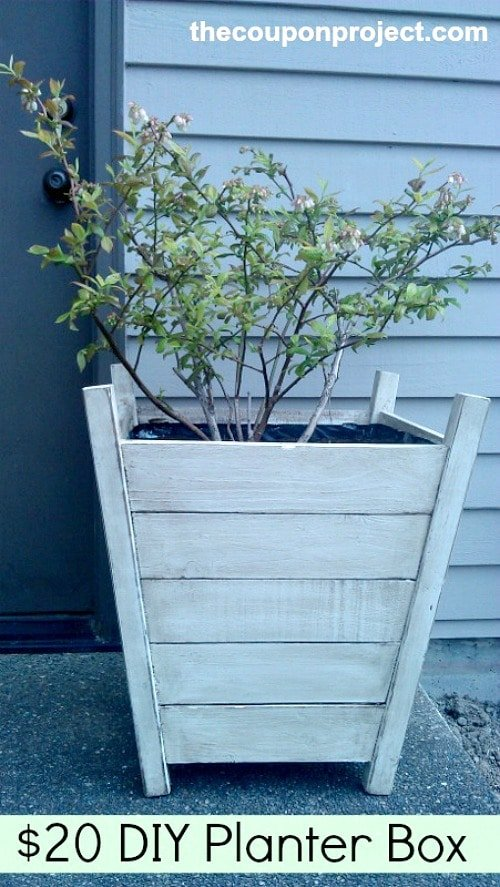 planter box for 20