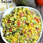 Simple Corn Salsa6