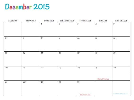 ... calendar before printing it, simply click on the calendar above to