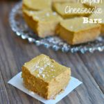 Healthy Pumpkin Cheesecake Bars7