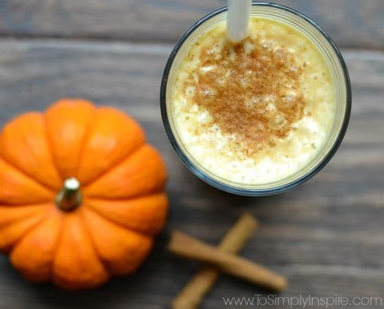 Pumpkin Pie Smoothie1