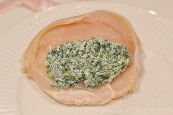 spinach cream cheese