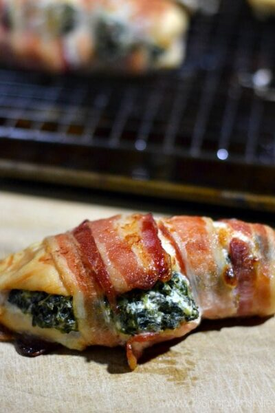 Spinach and Cream Cheese Stuffed Chicken Breasts4