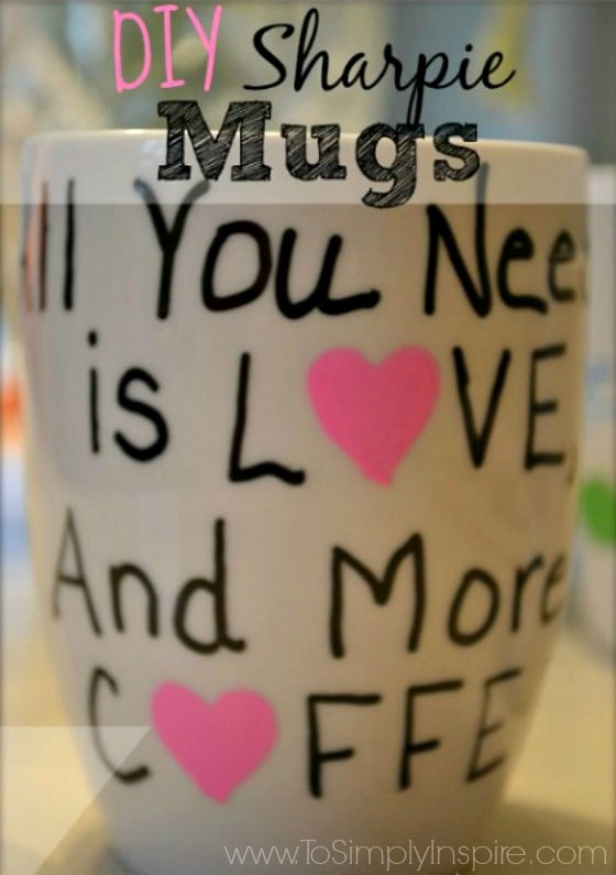 DIY-Sharpie-Mugs