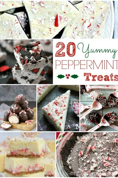 20 Yummy Peppermint Treats