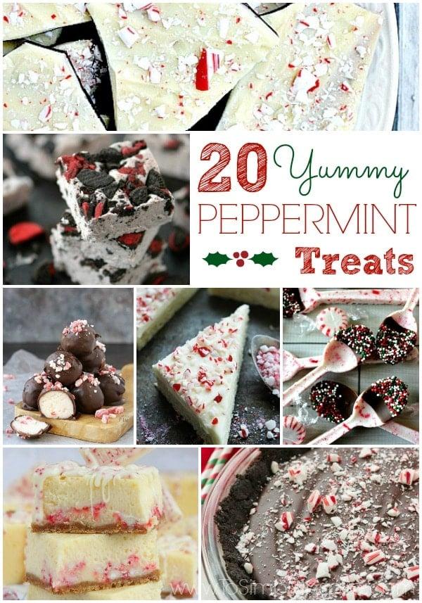 20 Yummy Peppermint Treats