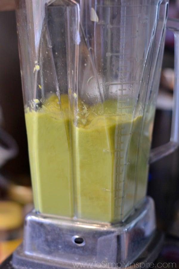 Creamy Asparagus Soup5