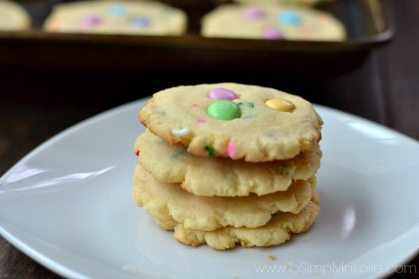 Cake Mix Cookies are a great simple, yummy little treat to whip up for any occasion. They are completely versatile with add-in options of your choice.