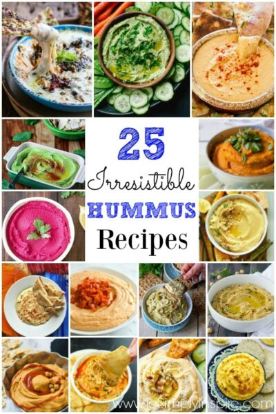 25 Irresistible Hummus Recipes