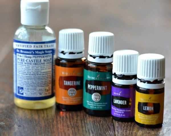 Homemade Poo Pourri Spray Before You Go Spray To