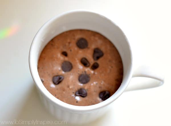 One Minute Protein Brownie5