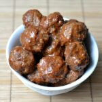 Meatballs in Jelly Ketchup Sauce