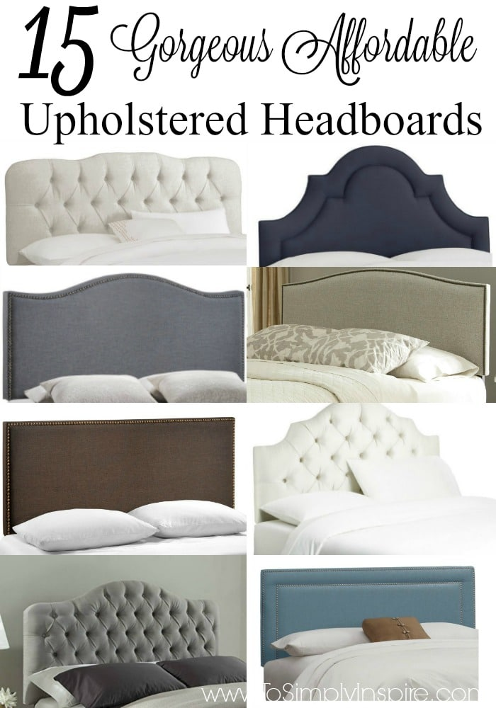 Affordable Upholstered Headboards