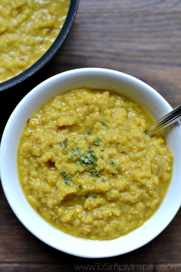 DAL, Indian Spiced Lentils, is a wonderful healthy, hearty stew with spectacular flavors. It's perfect to have on hand for a quick lunch or dinner.