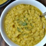 DAL, Indian Spiced Lentils