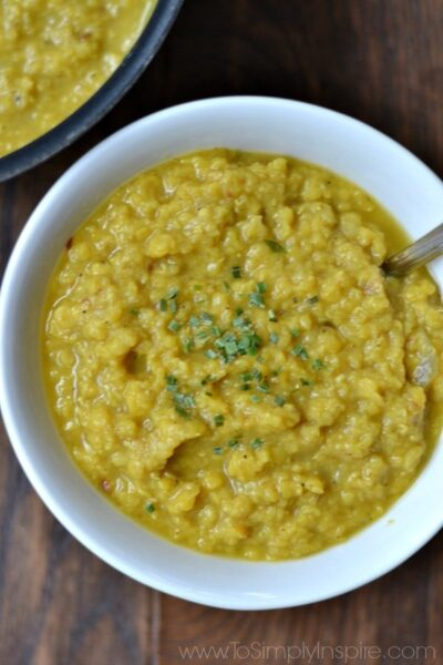 Indian Spiced Lentils3