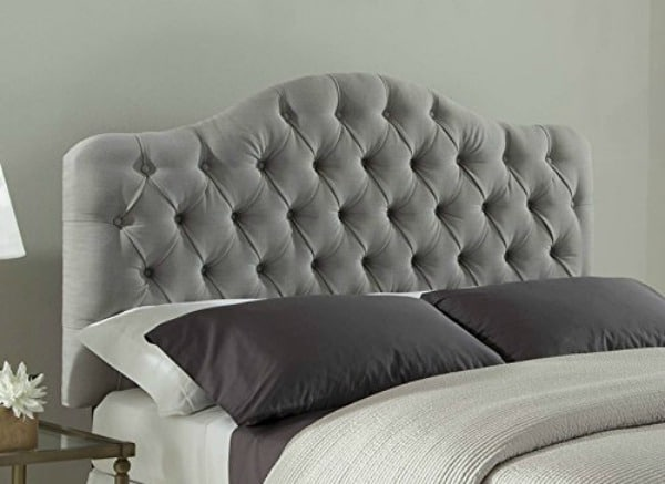 Martinique Upholstered Adjustable Headboard