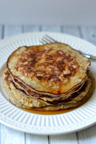 Flourless Banana Pancakes1
