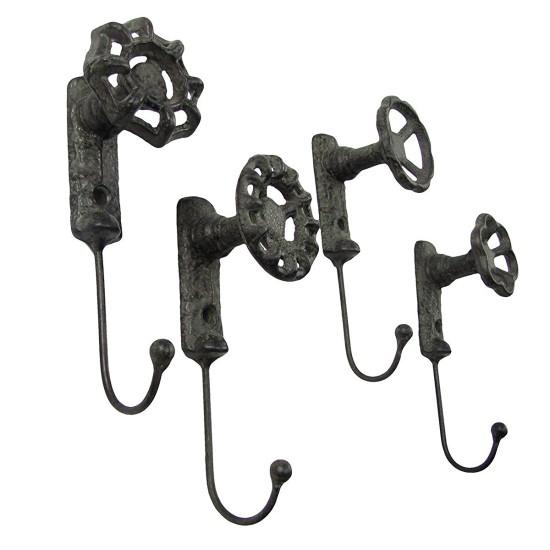 antique-style-garden-spigot-faucet-handle-wall-mount