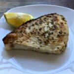 Lemon Oregano Swordfish